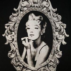 Marilyn Monroe sweatshirt